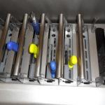 Стерилизатор ножей и другого инструмента