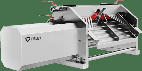 Машина для отжима кишок предназначенная для переработки кишечного сырья